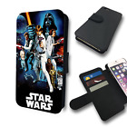 CLASSIC STAR WARS LUKE SKYWALKER FLIP PHONE COVER WALLET CASE £9.95 GBP