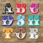 Circus Letters, Outdoor robust letters, Metal Composite Bright Single Letters