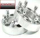 4 Pc 2003-2013 GMC CANYON BILLET WHEEL SPACERS 1.50 Inch # 6550C1215-4