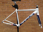 Rapide RL1 Road Bike Frameset, Alloy Frame / Carbon Fork With Mudguard Eyes