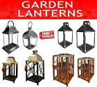 Garden Outdoor Lamp Lantern Vintage Antique Large Small Lawn Patio Deco