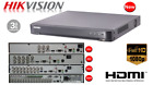8 Channel Hikvision CCTV DVR – 4in1 System FULL HD 1080P