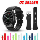 Samsung Gear S3 Frontier Classic Fashion Sports Silicone Bracelet Strap Band