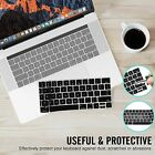 "Waterproof Keyboard Cover Skin Protector For 2016 Mabook Pro 13"" Air 11"" 12"" 15"""