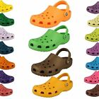 Mens Crocs Rubber Clogs - Beach