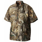 Drake Waterfowl Non-Typical Dura-Lite Vented Short-Sleeve Men's Shirt, DS5200