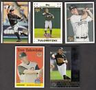 Troy Tulowitzki 2007 Rookie Lot Upper Deck SP Topps Heritage Bowman Heritage RC