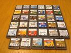 Nintendo DS Games - OVER 40 TITLES - Select From List