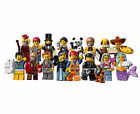 Внешний вид - LEGO Movie Minifigures 71004 - You Pick - All 16 in Stock - Lincoln Shakespeare+