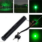 Powerful High Power 3 Colors Laser Pointer Pen 1MW Lazer Beam Ray 450 532 650nm
