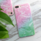 Luxury Marble Design Pattern Soft TPU Phone Case Cover for Apple iPhone 7 6s 5c