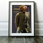 Oasis - Their Last Concert Poster Print Olivia Valentine NEW Exclusive