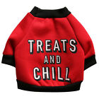 Small Pet Dog Cotton Clothes Cat Puppy Sportswear Winter Clothing Warm T Shirt