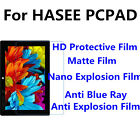 3pcs For Hasee Pcpad High Clear/Matte/Nano Explosion/Anti Blue Ray Screen Film