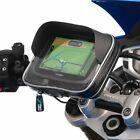 Motorcycle Metal U-Bolt Bike Mount + GPS Case for Tomtom Go Via Start Series