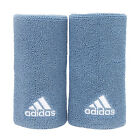 Adidas Tennis Wristbands Large Double Wide Sweatbands Fitness,Gym,Sports,Tennis
