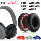 2x Replacement Ear Pads Cushion F Beats by Dr Dre Solo2 Headphone Wired/Wireless