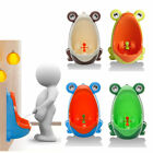 Frog Potty Toilet Children Training Boys Pee Trainer Bathroom Hanging & Stand Up