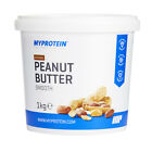 Myprotein Peanut Butter Food Tub 1kg Smooth or Crunchy Brand New Free Delivery