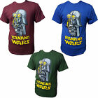 Darth Vader T-Shirt Star Wars MINIONS Funny Banana Cartoon Summer Casual T-shirt $13.99 AUD