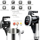 Sous Vide Immersion Circulator Precision Cooker Machine With LED Display Quiet