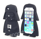 3D Cartoon star wars extraterrestrial alien robot Soft silicone case For Iphone $5.32 CAD on eBay