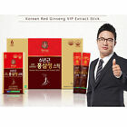 6 Years Korean Red Ginseng Extract Stick 10g 1/7/18/30/37 ea sticks Saponin