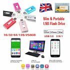 16 32 64 128 256GB i flash drive OTG Device for IPhone 6 6S 7 Plus IOS Andriod