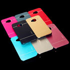 For HTC One Me M9ew M9et Aluminium Metal Brushed hard case cover