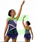 Brand New Figure Skating competition Dress Ice Skating Training Dress 8892-1