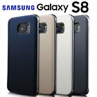 Custodia Samsung GALAXY S8 SM-G950 Cover Ecopelle Tpu Silicone Ultra Slim