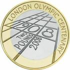 UK Two £2 Pound Rare Coins Royal Mint Albums Olympic Commonwealth Army Mary Rose