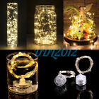 LED Flash String Lights Copper Wire Fairy Lights Battery Powered Waterproof Xmas
