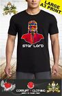 Star Lord T-Shirt Guardian Movie Classic Space Universe Tee Tumblr black