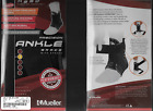 NEW MUELLER HG 80 PRECISION ANKLE BRACE HEEL LOCK & FIGURE 8 STRAPS LEFT OR RIGH