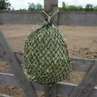 slow horse feeder - Hay Chix Slow Feed (Half Bale) Hay Net Horse Hay Feeder-Asst rope colors-You Pic