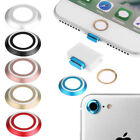 Camera Lens Cover, Home Button Ring, Charging Anti Dust Plug For iPhone 7