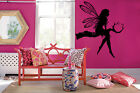 Fairy In A Tree Wall Art Giant Sticker Mural Graphic Mystical Enchanted GR048