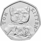 Rare & Valuable UK 50p Pence Coins Circulated Beatrix Potter London Olympics WWF <br/> *** CHEAPEST 50p's ON EBAY, FAST & FREE UK SHIPPING ***