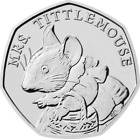Rare & Valuable UK 50p Pence Coins Circulated Beatrix Potter London Olympics WWF50p - 122486