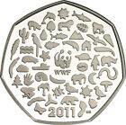 Rare & Valuable UK 50p Coins Fifty Pence Circulated Beatrix Potter Olympics WWF50p - 122486