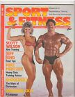 Sport & Fitness British Bodybuilding Muscle Mag/Joe Bucci + Nina Couch 7-85 GB