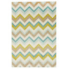 NEW Stunning Chevron Rug