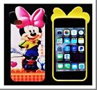 3D Cartoon Mouse Character TPU Case Cover for iPhone 4/4s,In Original Retail Box