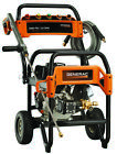 Generac Commercial Cold Water Powered Pressure Washer,  3300 psi,  3.2 gpm,  302 cc