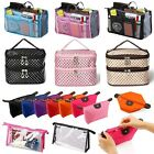 Travel Multifunction Cosmetic Bag Makeup Case Pouch Toiletry Storage Case HOT