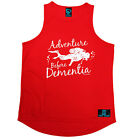 Adventure Before Dementia Open Water MENS DRY FIT VEST birthday gift diving