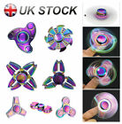 EDC Hand Fridget Spinner Finger Tri ADHD LED Rainbow Ultimate Anti Stress Newest