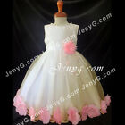 MFIPK7 Baby Girls Wedding Graduation Formal Cocktail Pageant Prom Gowns Dresses