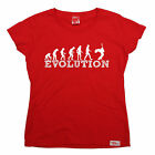 Evolution Guitar WOMENS Banned Member T-SHIRT birthday electric bass acoustic